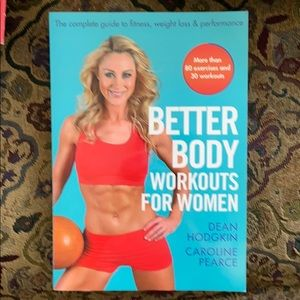 New Better Body Workouts For Woman